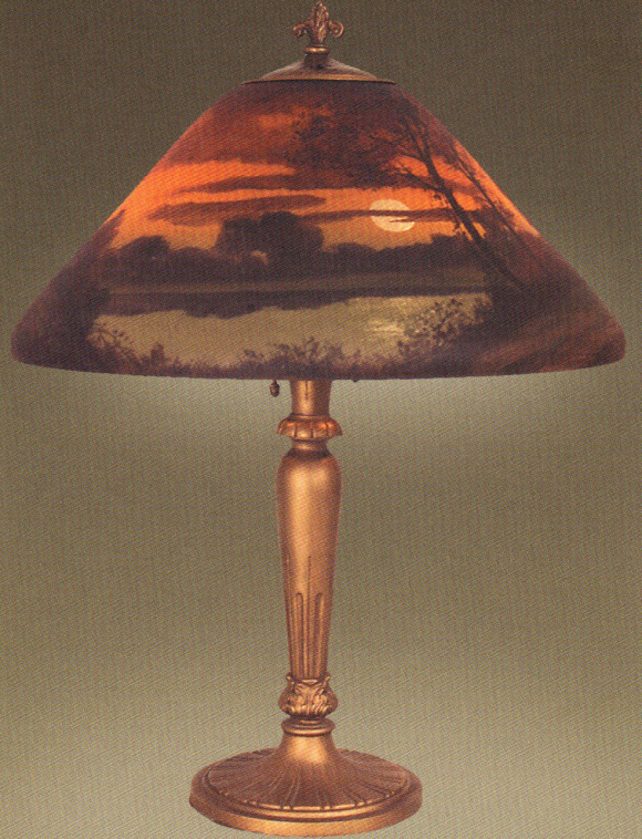 Handel Lamp # 7107 | Value & Appraisal