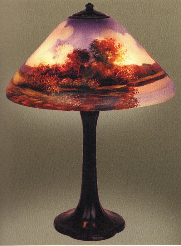 Handel Lamp # 7108 | Value & Appraisal