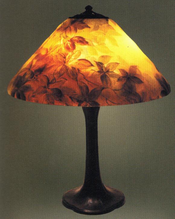 Handel Lamp # 7110 | Value & Appraisal