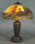 Handel Lamp # 7111 | Value & Appraisal