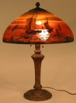 Handel Lamp # 7112 | Value & Appraisal