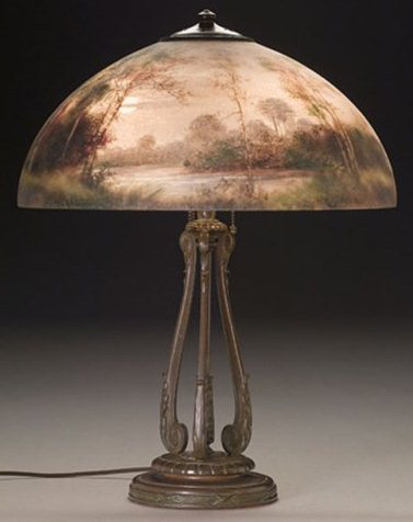 Handel Lamp # 7115 | Value & Appraisal