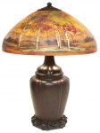 Handel Lamp # 7118 | Value & Appraisal