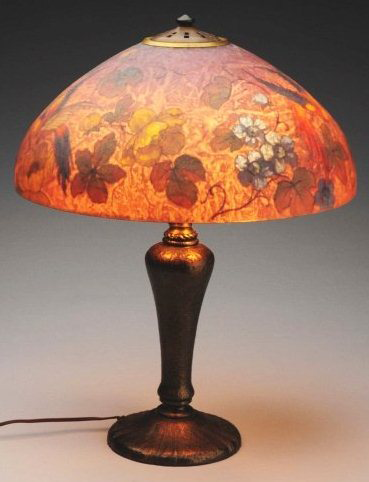 Handel Lamp # 7120 | Value & Appraisal