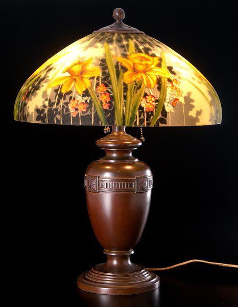 Handel Lamp # 7122 | Value & Appraisal