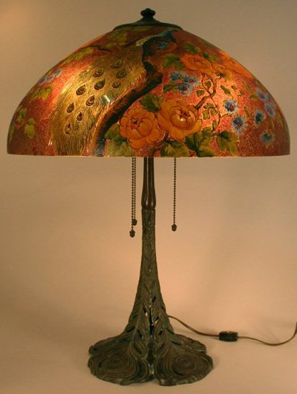Handel Lamp # 7125 | Value & Appraisal