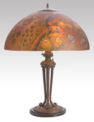 Handel Lamp # 7126 | Value & Appraisal