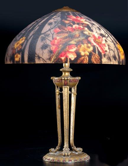 Handel Lamp # 7127 | Value & Appraisal