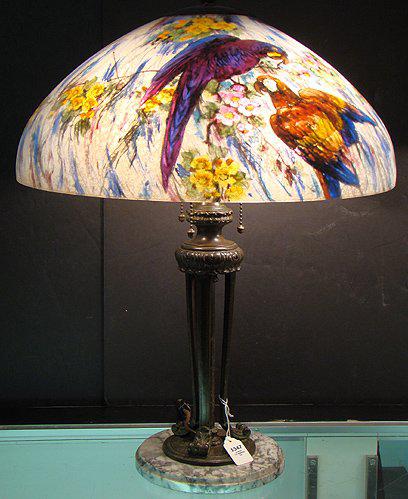 Handel Lamp # 7128 | Value & Appraisal