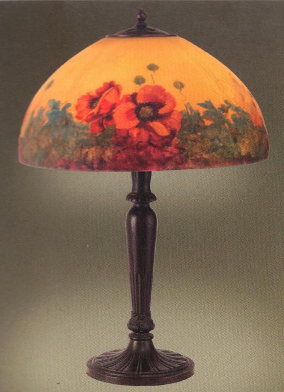 Handel Lamp # 7131 | Value & Appraisal