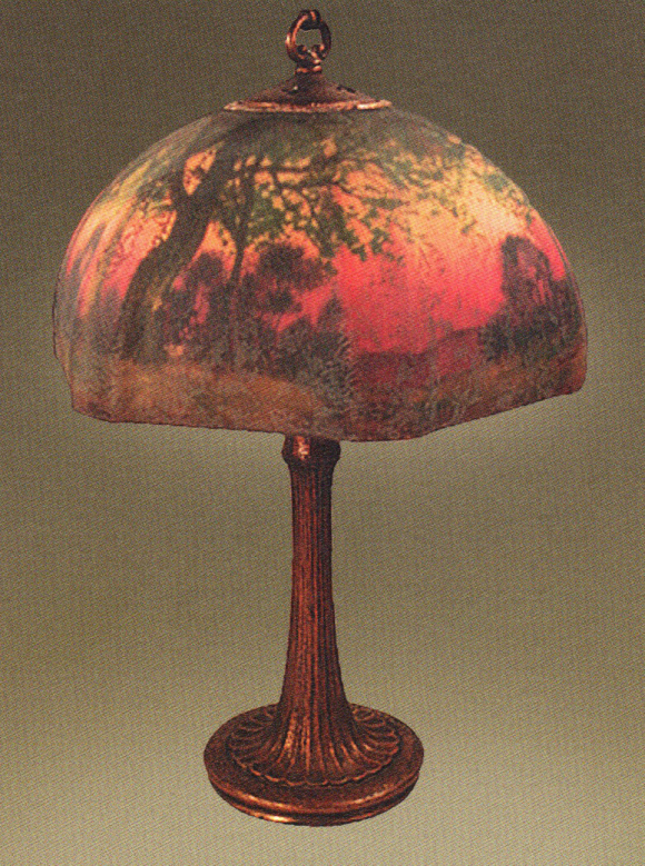 Handel Lamp # 7138 | Value & Appraisal