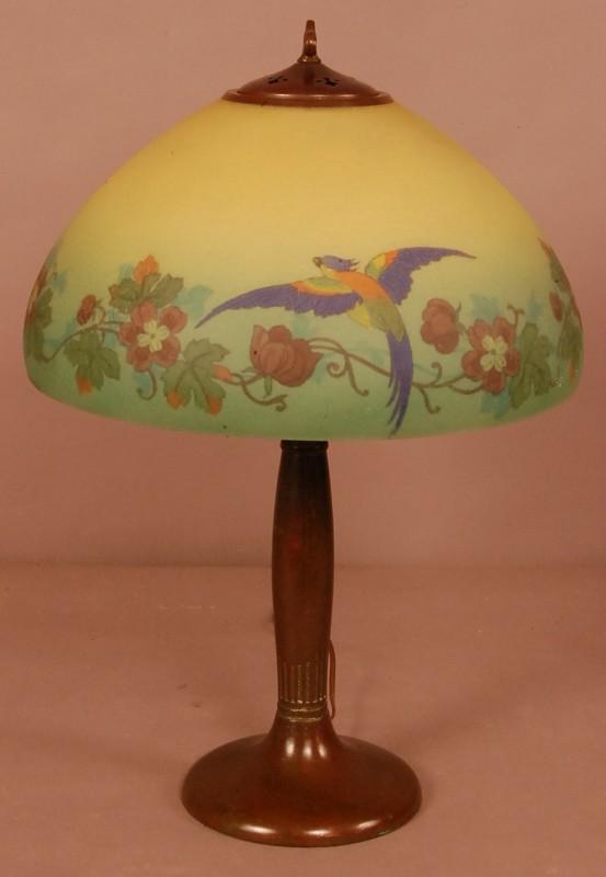 Handel Lamp # 7144 | Value & Appraisal