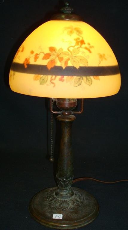 Handel Lamp # 7152 | Value & Appraisal