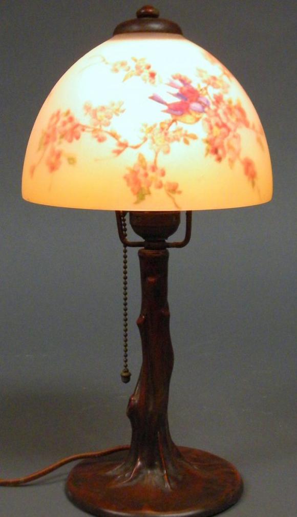 Handel Lamp # 7153 | Value & Appraisal