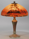 Handel Lamp # 7154 | Value & Appraisal