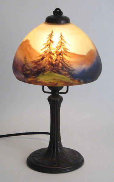 Handel Lamp # 7155 | Value & Appraisal