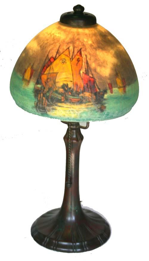 Handel Lamp # 7168 | Value & Appraisal