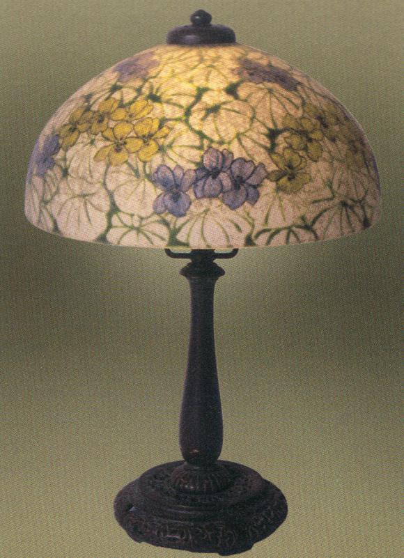 Handel Lamp # 7175 | Value & Appraisal