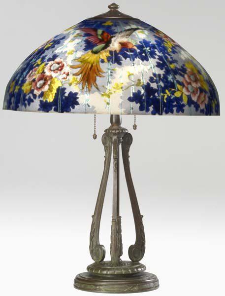 Handel Lamp # 7215 | Value & Appraisal