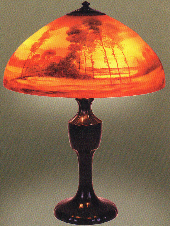 Handel Lamp # 7224 | Value & Appraisal