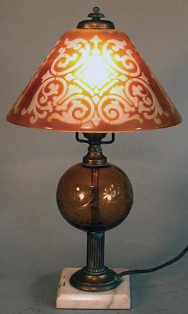 Handel Lamp # 7296 | Value & Appraisal