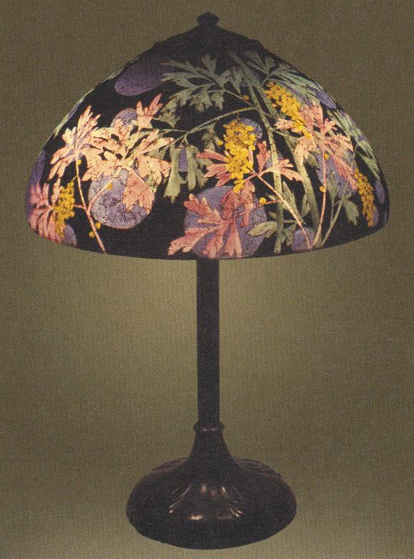 Handel Lamp # 7316 | Value & Appraisal