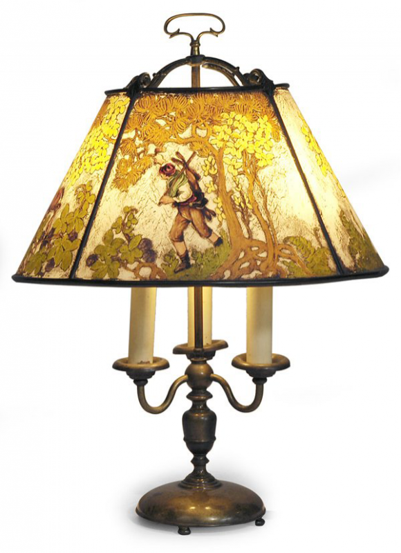 Handel Lamp # 7423 | Value & Appraisal