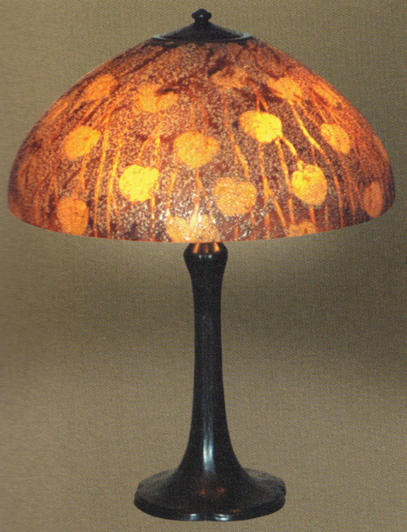 Handel Lamp # 7446 | Value & Appraisal