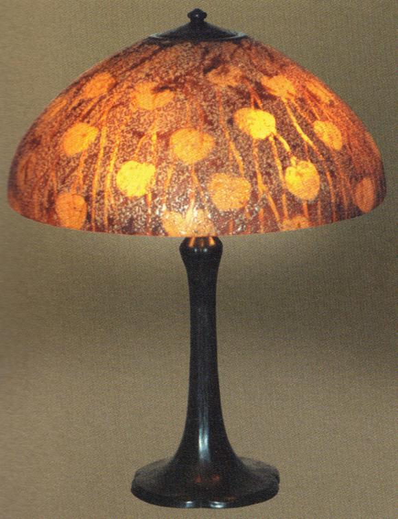 Handel Lamp # 7446 | Value & Appraisal