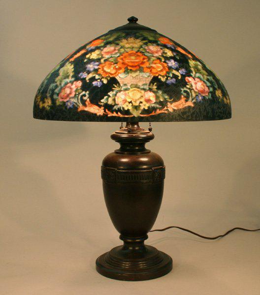 Handel Lamp # 7460   Value & Appraisal