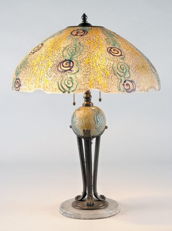 Handel Lamp # 7499 | Value & Appraisal