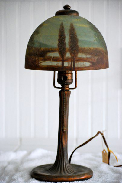 Handel Lamp # 7512 | Value & Appraisal