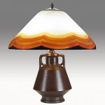 Handel Lamp # 7536 | Value & Appraisal
