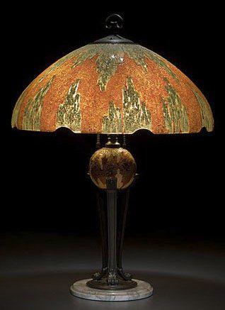 Handel Lamp # 7555 | Value & Appraisal