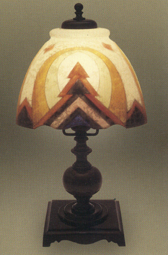 Handel Lamp # 7597 | Value & Appraisal