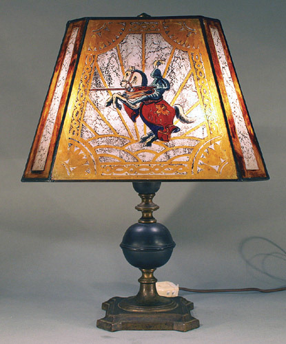 Handel Lamp # 7670 | Value & Appraisal