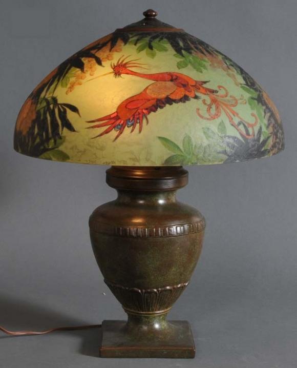 Handel Lamp # 7685 | Value & Appraisal
