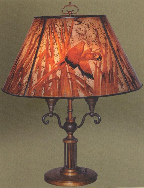 Handel Lamp # 7686 | Value & Appraisal