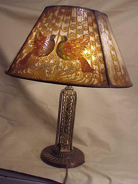 Handel Lamp # 7721 | Value & Appraisal
