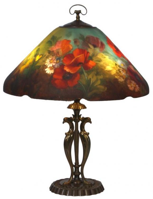 Handel Lamp # 7816 | Value & Appraisal