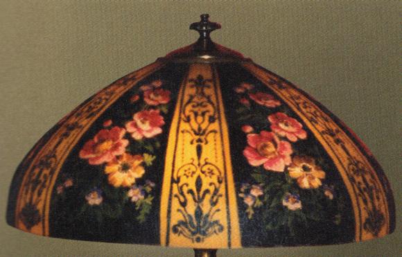 Handel Lamp # 7822 | Value & Appraisal