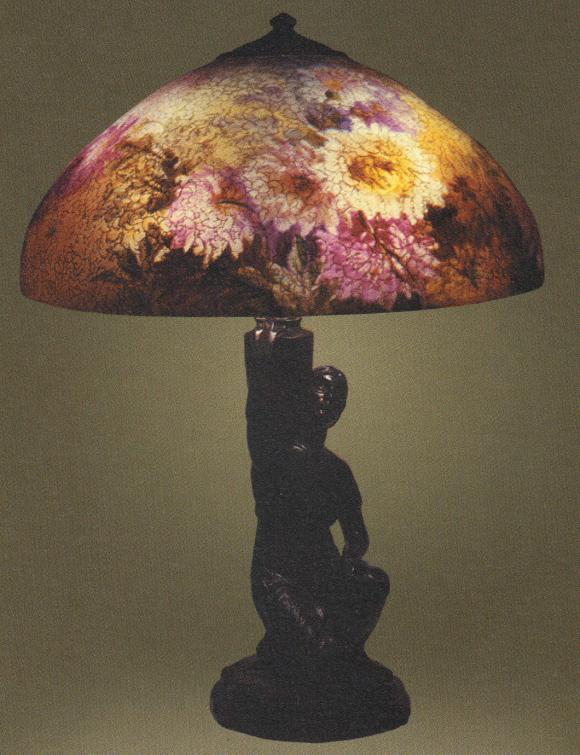 Handel Lamp # 7912 | Value & Appraisal