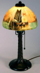 Handel Lamp # 8350 | Value & Appraisal