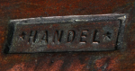 Handel Base Mark Showing Two Stars