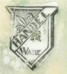 Handel Vase Mark Handel Ware