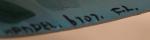 Handel Shade with F.L. Signature