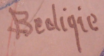 Handel Shade with Bedigie Signature