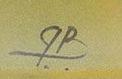 Handel Shade with J.P. Signature