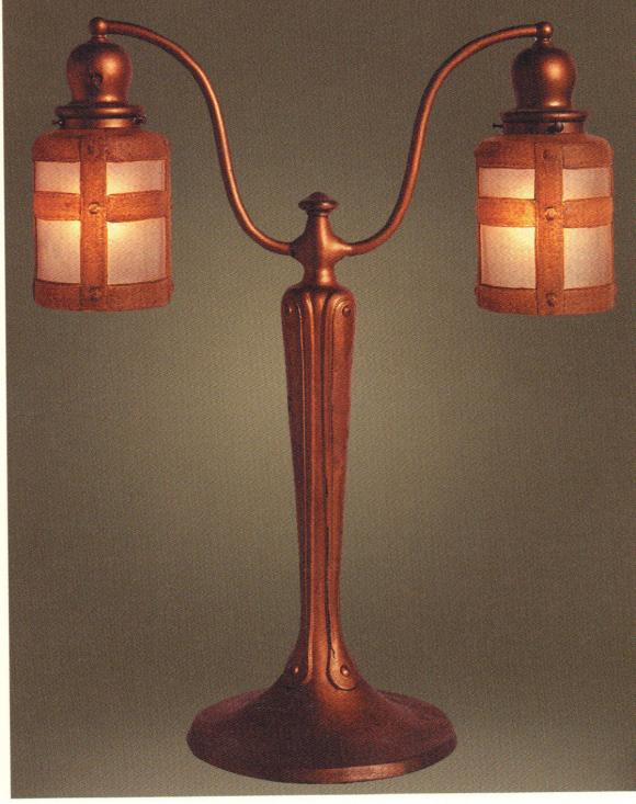 Handel Teroca Lamp Number 3410