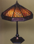 Handel Teroca Lamp Number 5059